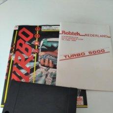 Videojuegos y Consolas: TURBO 5000 MSX. Lote 231605080