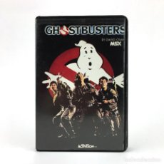 Videojuegos y Consolas: GHOSTBUSTERS / ESTUCHE PROEIN SOFT LINE ESPAÑA ACTIVISION 1985 CAZAFANTASMAS JUEGO MSX2 MSX CASSETTE. Lote 232100085
