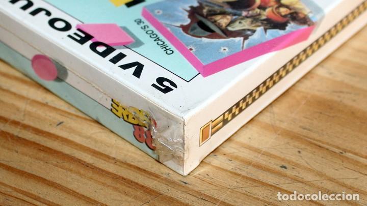 Videojuegos y Consolas: ERBE 88 - PACK DE 5 JUEGOS - NUEVO Y PRECINTADO - MSX - CASSETTE - Foto 5 - 232428780