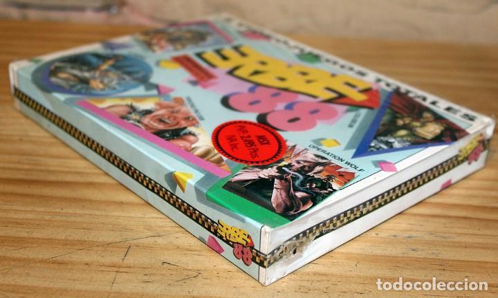 Videojuegos y Consolas: ERBE 88 - PACK DE 5 JUEGOS - NUEVO Y PRECINTADO - MSX - CASSETTE - Foto 3 - 234317590