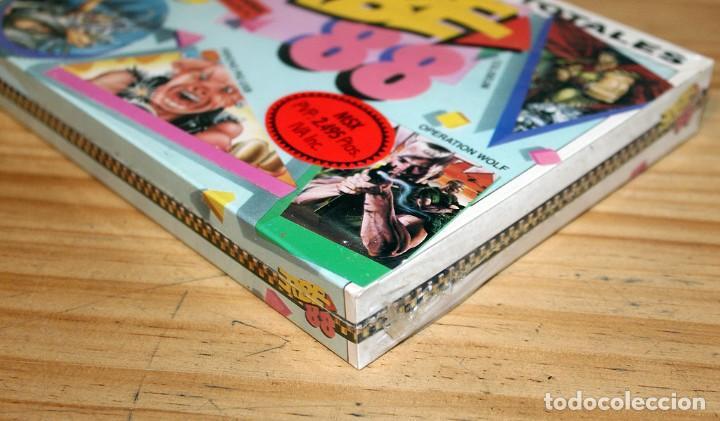 Videojuegos y Consolas: ERBE 88 - PACK DE 5 JUEGOS - NUEVO Y PRECINTADO - MSX - CASSETTE - Foto 3 - 234317635