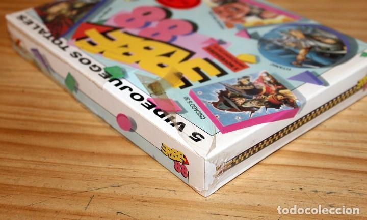 Videojuegos y Consolas: ERBE 88 - PACK DE 5 JUEGOS - NUEVO Y PRECINTADO - MSX - CASSETTE - Foto 4 - 234317635
