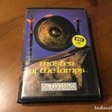 Videojuegos y Consolas: MASTER OF THE LAMPS. ACTIVISION. Lote 235565095
