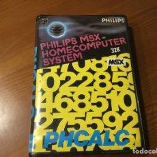 Videojuegos y Consolas: PHCALC. HOJA DE CÁLCULO.. Lote 235566195