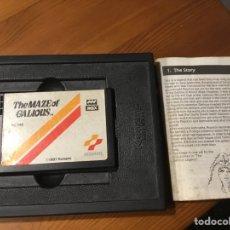 Videojuegos y Consolas: THE MAZE OF GALIOUS. Lote 235569085