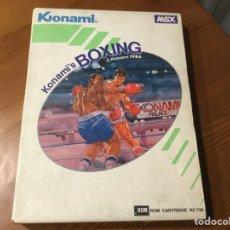 Videojuegos y Consolas: BOXING. KONAMI. Lote 235569980