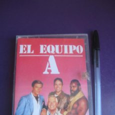 Videojuegos y Consolas: EL EQUIPO A - MSX ZAFIRO 1988 - VIDEOJUEGO VINTAGE - TVE TELEVISION 80'S. Lote 235928925