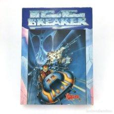 Videojuegos y Consolas: ICE BREAKER · TOPO SOFT ESPAÑA 1990 / ALFONSO AZPIRI VINTAGE JUEGO RETRO BOBSLEIGH MSX MSX2 CASSETTE. Lote 238409940