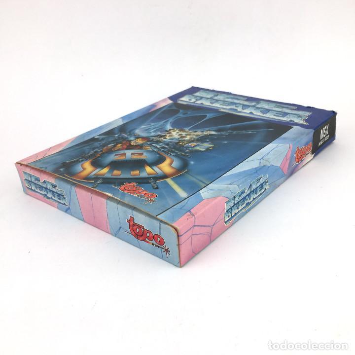Videojuegos y Consolas: ICE BREAKER · TOPO SOFT ESPAÑA 1990 / ALFONSO AZPIRI VINTAGE JUEGO RETRO BOBSLEIGH MSX MSX2 CASSETTE - Foto 3 - 238409940