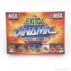 Jeux Vidéo et Consoles: EXITOS DINAMIC SOFTWARE * INCOMPLETO * PHANTOMAS 2 ARMY MOVES NONAMED DUSTIN JUEGO MSX MSX2 CASSETTE. Lote 238410760