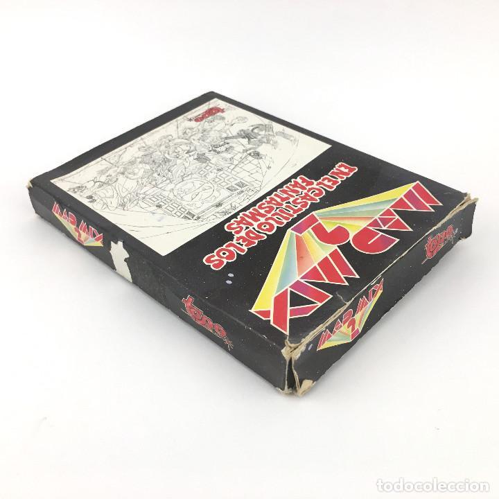 Videojuegos y Consolas: MAD MIX GAME 2 TOPO SOFT / EN EL CASTILLO DE LOS FANTASMAS. Pac Mania JUEGO Pacman MSX MSX2 CASSETTE - Foto 4 - 238411115