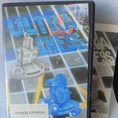 Videojuegos y Consolas: ULTRA CHESS, AACKOSOFT 1985 MSX. Lote 238608815