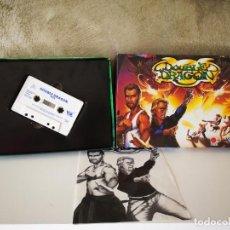 Videojuegos y Consolas: DOUBLE DRAGON MSX EN CAJA GRANDE DE CARTÓN. Lote 240741390