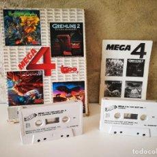 Videojuegos y Consolas: PACK MEGA 4 TOPO SOFT MSX. Lote 240745705