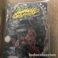 Videojuegos y Consolas: ANTIGUO JUEGO MSX JUNGLE WARRIOR ZIGURAT. Lote 240837700