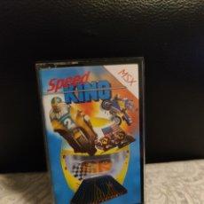 Jeux Vidéo et Consoles: SPEED KING MSX. Lote 241487950