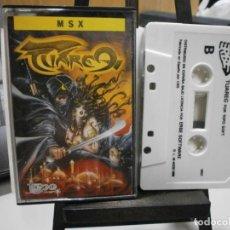 Videojuegos y Consolas: JUEGO MSX GAUNTLET. Lote 241642655