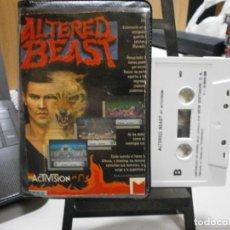 Videojuegos y Consolas: JUEGO MSX ALTERED BEAST. Lote 241645595