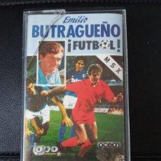 Videojuegos y Consolas: EMILIO BUTRAGUEÑO ERBE OCEAN TOPO SOFT 1987 – MSX,. Lote 241717520