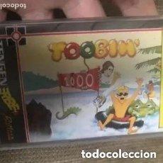 Videojuegos y Consolas: ANTIGUO JUEGO MSX TOOBIN TENGEN ERBE. Lote 241839610