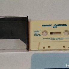 Videojuegos y Consolas: MSX JUEGO CASETE MSX (MAGIC JOHNSON )1990 DRO SOFT LOS ANGELES LAKERS - SIN CARATULA. Lote 242005330