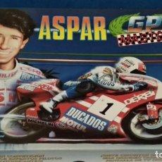 Videojuegos y Consolas: MSX JUEGO CASETE MSX ( ASPAR - GP MASTER ) 1988 DINAMIC - COMPLETO - VER FOTOS. Lote 242007050