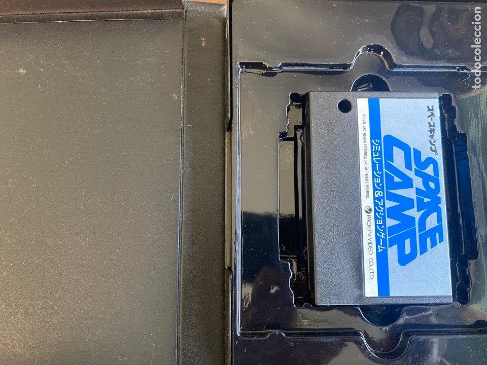 Videojuegos y Consolas: MSX - SPACE CAMP cartucho ROM en Caja Original - Foto 4 - 224379336