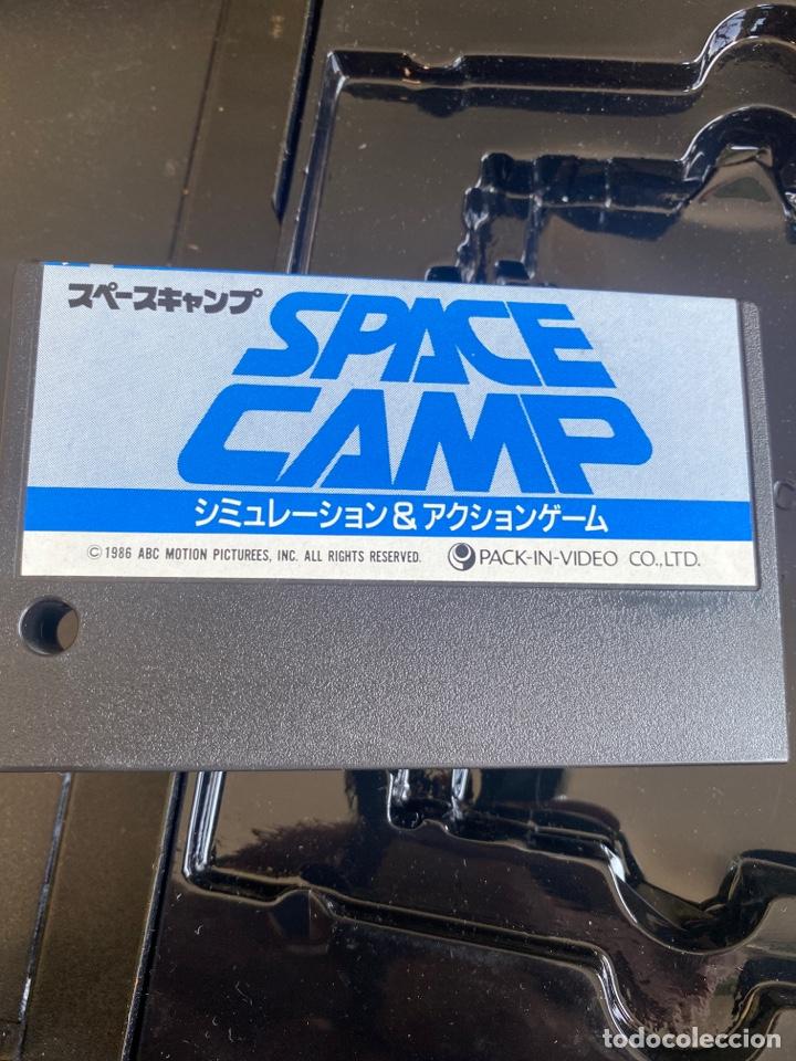 Videojuegos y Consolas: MSX - SPACE CAMP cartucho ROM en Caja Original - Foto 5 - 224379336