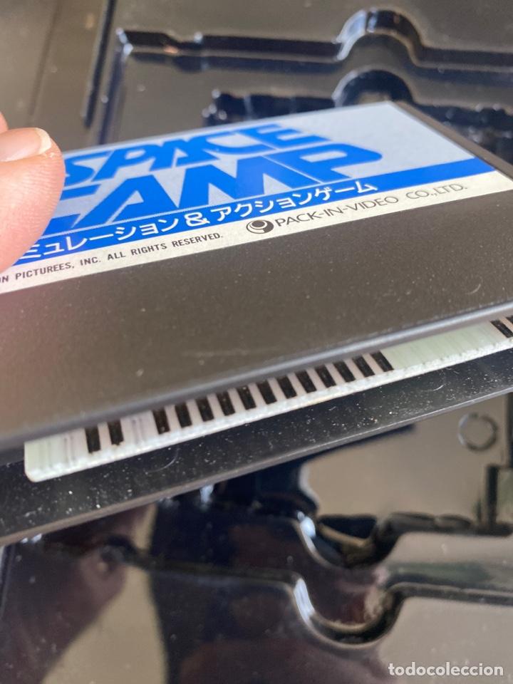 Videojuegos y Consolas: MSX - SPACE CAMP cartucho ROM en Caja Original - Foto 6 - 224379336