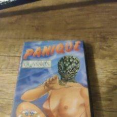 Jeux Vidéo et Consoles: PANIQUE MSX. Lote 242933860