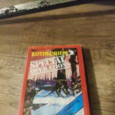Jeux Vidéo et Consoles: SPECIAL OPERATIONS MSX. Lote 242933885