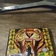 Jeux Vidéo et Consoles: THE WAY OF THE TIGER MSX. Lote 242935250