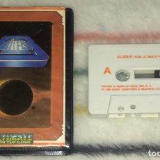 Videojuegos y Consolas: JUEGO MSX - ALIEN 8 (ULTIMATE PLAY THE GAME / ERBE SOFTWARE) EDICIÓN EN ESTUCHE. Lote 244692360