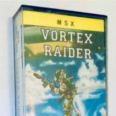 Videojuegos y Consolas: VORTEX RAIDER [EUROSOFT] 1988 HOLDINGS MCM - ERBE SOFTWARE [MSX]. Lote 244833820