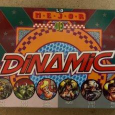 Videojuegos y Consolas: JUEGOS ORDENADOR LO MEJOR DE DINAMIC MSX GAME OVER FERNANDO MARTIN PHANTIS FREDDY HARDEST ARMY MOVES. Lote 245064750