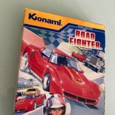 Videojuegos y Consolas: MSX KONAMI - ROAD FIGHTER - SOLO CAJA VACÍA !!!. Lote 245416560