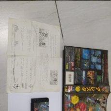 Videojuegos y Consolas: ALESTE MSX MSX2 JAPANESE ORIGINAL 100%. Lote 246369850