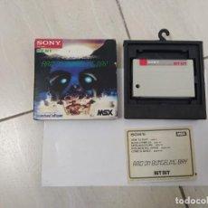 Videojuegos y Consolas: RAID ON BUNGELING BAY MSX MSX2 EUROPE (. Lote 246523375