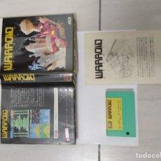 Videojuegos y Consolas: WARROID MSX MSX2 JAPAN. Lote 246523805