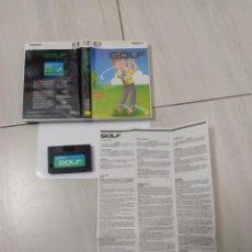 Videojuegos y Consolas: GOLF ASCII MSX MSX2 COMPLETO EUROPE ORIGINAL 100%. Lote 246550200