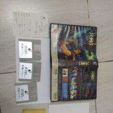 Videojuegos y Consolas: JESUS J-E-S-U-S MSX MSX2 COMPLETO JAPAN ORIGINAL 100% ENIX. Lote 246553130