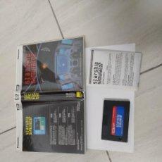 Videojuegos y Consolas: STARSHIP SIMULATOR MSX MSX2 COMPLETO EUROPE. Lote 247752950