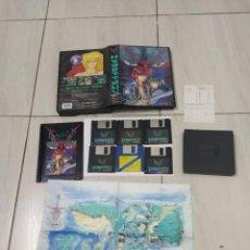 Videojuegos y Consolas: EMERALD DRAGON MSX MSX2 COMPLETO JAPAN ORIGINAL 100%. Lote 247758315
