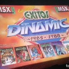 Videojuegos y Consolas: MSX ÉXITOS DINAMIC. Lote 248729065
