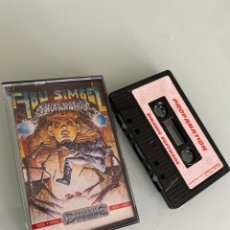 Videojuegos y Consolas: MSX - ABU SIMBEL PROFANATION / CARGA VERIFICADA. Lote 248737250