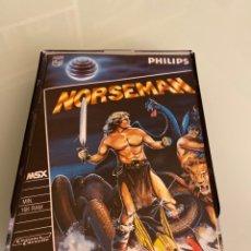 Videojuegos y Consolas: MSX - NORSEMAN - IMPECABLE A ESTRENAR - PHILIPS. Lote 251561045