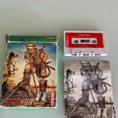 Videojuegos y Consolas: MSX - LIVINGSTONE SUPONGO II / (COMPLETO) - OPERA SOFT. Lote 251634915
