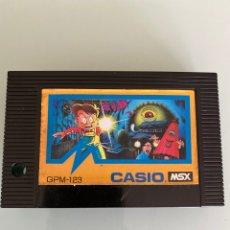 Videojuegos y Consolas: MSX - GHOST HOUSE / CASIO CARTUCHO ROM / (YOUKAI YASHIKI) GPM-123. Lote 252662640