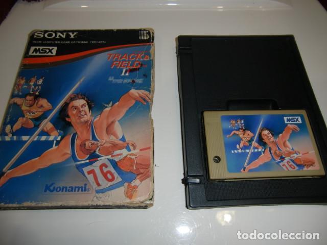 Videojuegos y Consolas: King´s Valley msx konami completo 1985 - caja algo deteriorada ver fotos - Foto 4 - 252853595
