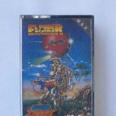 Videojuegos y Consolas: EL PODER OSCURO JUEGO MSX ZIGURAT. Lote 252999675